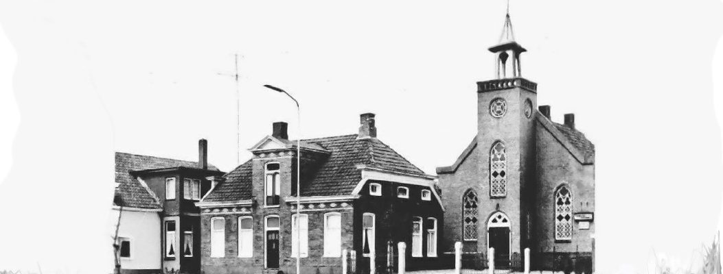 De eerste Baptistenkerk in Nederland