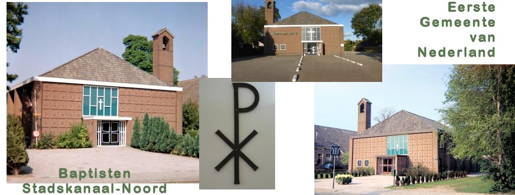 De geschiedenis van de Baptisten Gemeente Stadskanaal Noord