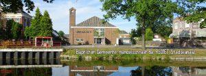 baptisten stadskanaal noord kerk handelsstraat, 9501et,, groningen, nederland, oudste gemeente. eerste